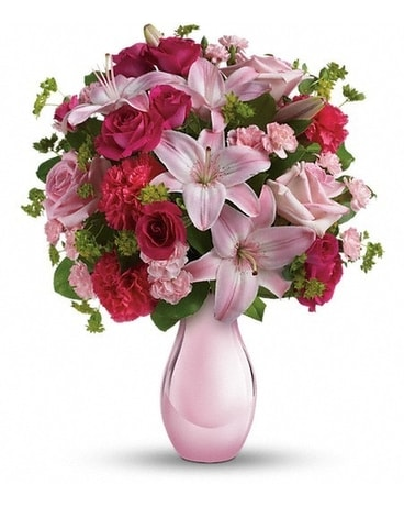 In The Pink Seattle Bouquet