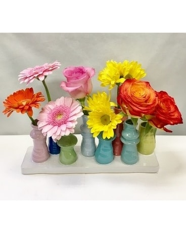 Crazy Carnival Flower Arrangement