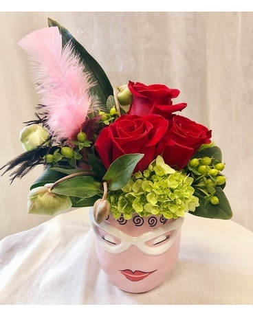 Bossy Betty Flower Arrangement