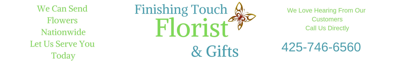 Orange Crush in Bellevue WA - Finishing Touch Florist