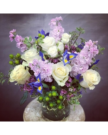 Echanted Roses Flower Arrangement