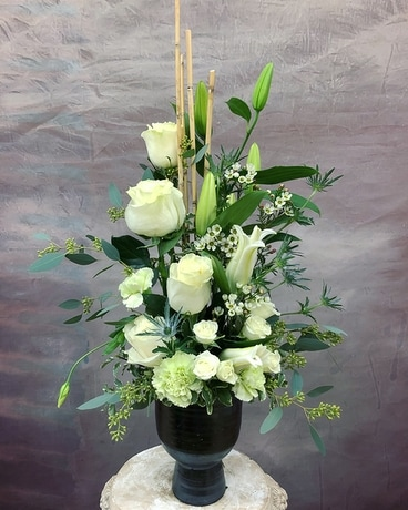Stairway To Heaven Flower Arrangement