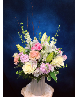 Cloud 9 Flower Arrangement