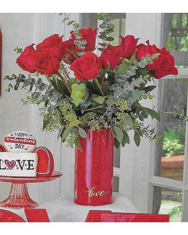 Perfect Love Flower Arrangement