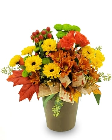Hefko's Sugar Maples Flower Arrangement