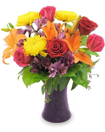 Fruit Punch Flower Arrangement
