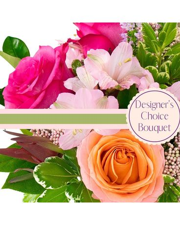 Custom Designer's Selection Flower Arrangement
