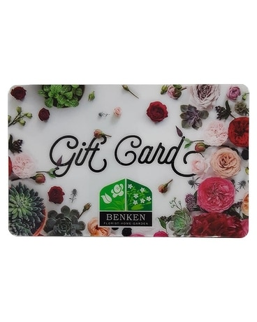 Benken Gift Card Custom product