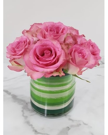 Rose Paradise Flower Arrangement