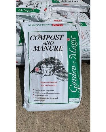 Garden Magic Compost and Manure Custom product