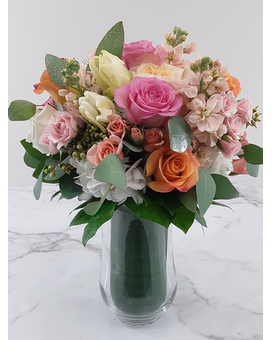 Summer Sherbet Flower Arrangement