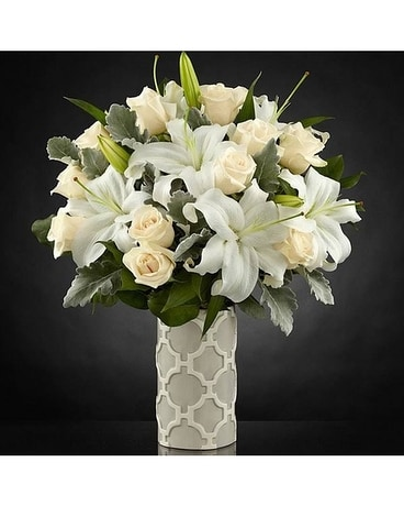 FTD Pure Opulence Luxury Bouquet Flower Arrangement