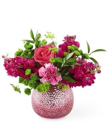FTD CHERRY BLOSSOM BOUQUET Flower Arrangement