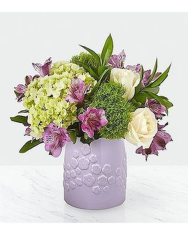 FTD LAVENDER BLISS BOUQUET Flower Arrangement