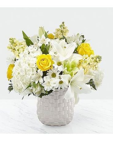 FTD Comfort and Grace Bouquet Flower Arrangement