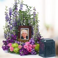 Buy Sympathy and Funeral flowers from Blakemore's Flowers, LLC