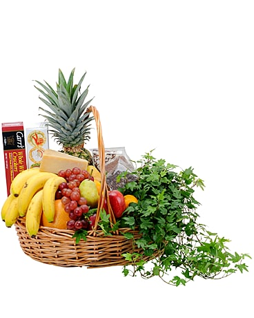 Fabulous Fruit and More Basket Gift Basket