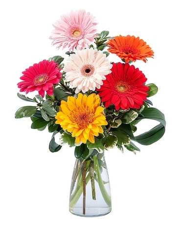 Colorful! Flower Arrangement