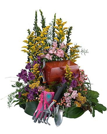 Heavenly Gardener Flower Arrangement