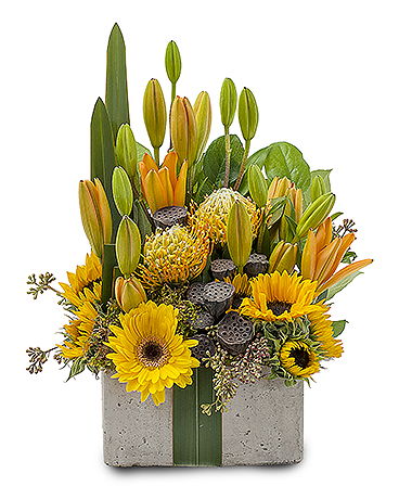 Urban Gift Flower Arrangement