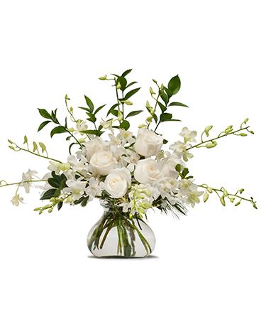 White Splendor In Branford Ct Myers Flower Shop