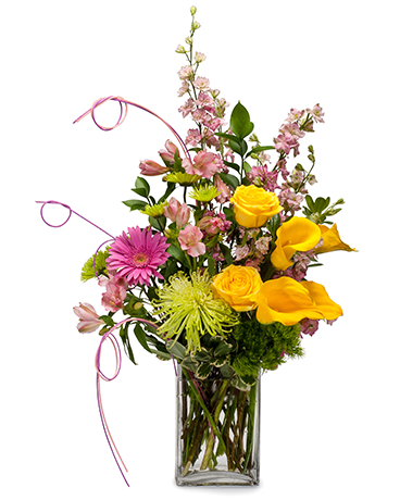 Extra Cheer Flower Arrangement