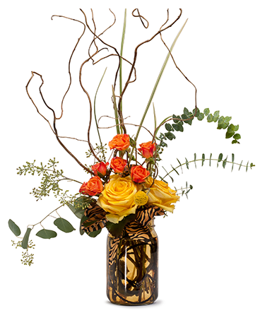 Wild One Flower Arrangement