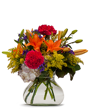 Fever Flower Arrangement