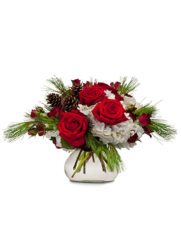 Christmas Classic II Flower Arrangement