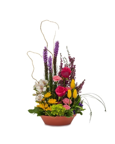 Pixie Party Flower Arrangement