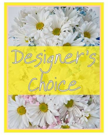 Designer's Choice - New Baby Flower Arrangement