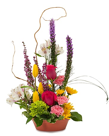 Pixie Garden Flower Arrangement