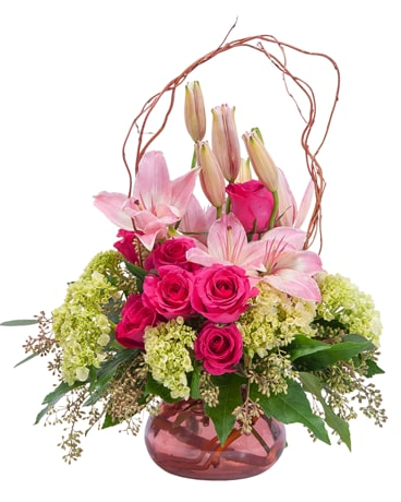 Oh, So Beautiful Blooms Flower Arrangement