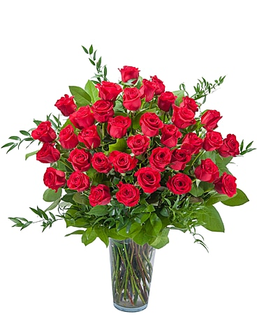 Room Full of Roses - 3 Dozen Roses Flower Arrangement