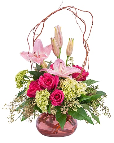 Oh, Beautiful Blooms Flower Arrangement