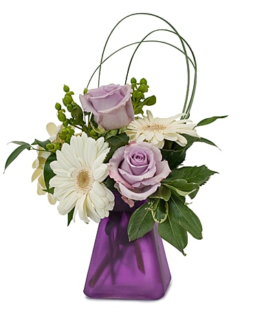 Ocean Whisper Flower Arrangement