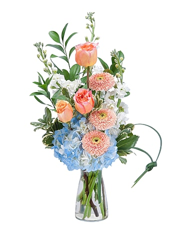 Creamsicle Dream Flower Arrangement