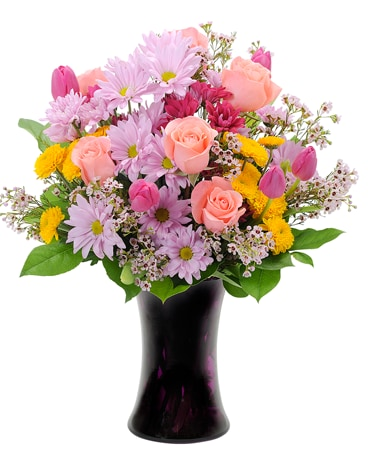 Spring Flourish Flower Arrangement