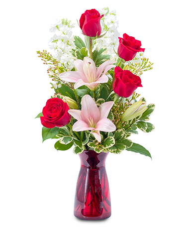 Tender Love Flower Arrangement