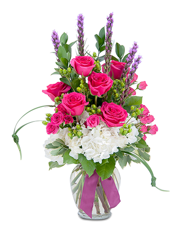 Mother's Gentle Love Flower Arrangement