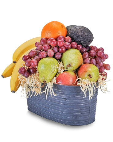 Fruit Delight Gift Basket