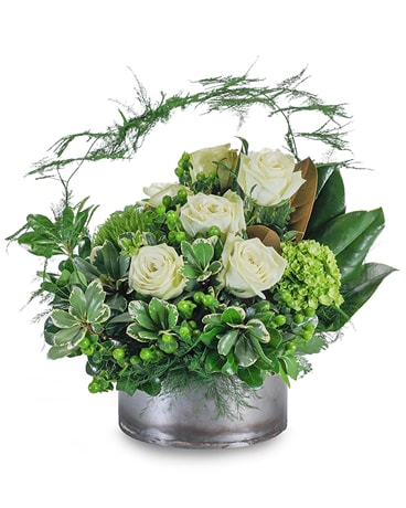 Natural Canopy Flower Arrangement