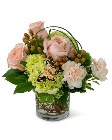 Expressions of Gratitude Flower Arrangement