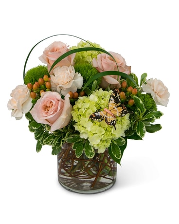 Song of Gratitude Flower Arrangement