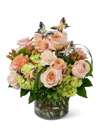 Garden of Gratitude Flower Arrangement