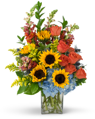 Summertime Fun Flower Arrangement