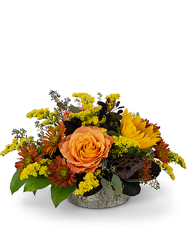 Woodland Wonder Flower Arrangement