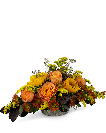 Woodland Garden Flower Arrangement