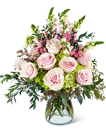 Dreamy Roses Supreme Flower Arrangement