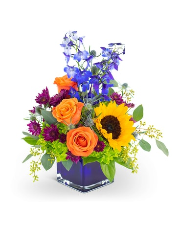 Season of Dreams Flower Arrangement